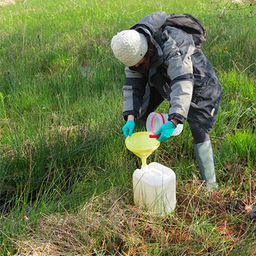 CENBG | Radioactivité & Environnement©sergeant